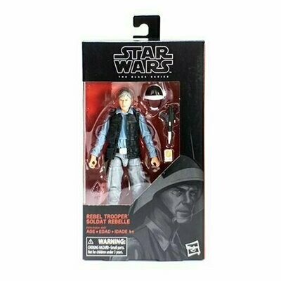 Star Wars - The Black Series 6'' W18  #69 - Rebel Fleet Trooper