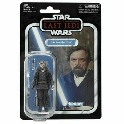 Star Wars - Vintage Collection - VC146 Luke Skywalker (Crait)