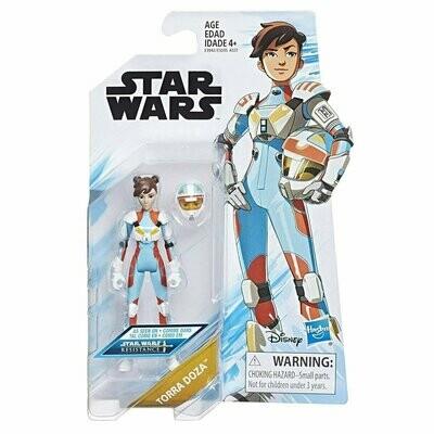 Star Wars - Resistance 3.75 - Torra Doza