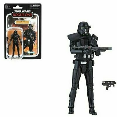 Star Wars - Vintage Collection - VC127 Imperial Death Trooper (Rogue One)