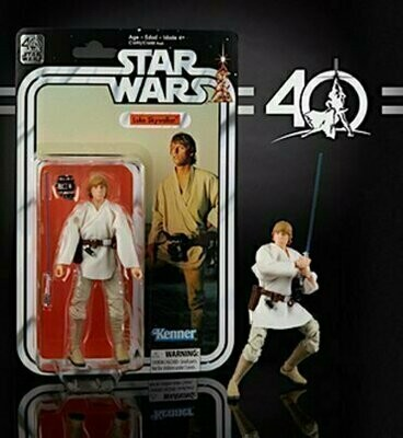 Star Wars - 40th Anniversary 6-Inch Figure - Episode 4 Luke Skywalker