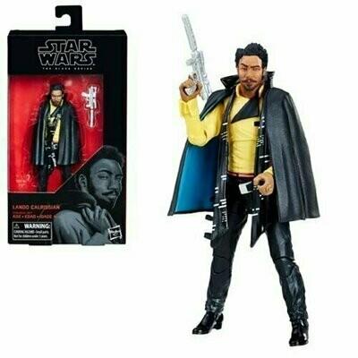 Star Wars - The Black Series 6'' W16 #65 - Lando Calrissian