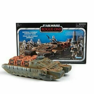 Star Wars - The Vintage Collection - Imperial Combat Assault Hovertank Vehicle (Rogue One)