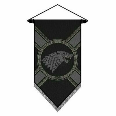 Game Of Thrones - Stark Wall Scroll