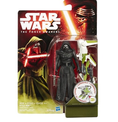 Star Wars - The Force Awakens 3.75 - Kylo Ren (Forest Mission)