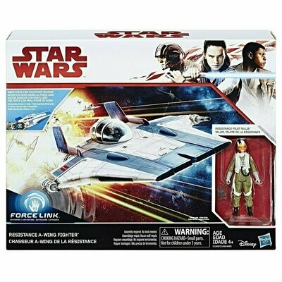 Star Wars - The Last Jedi - Resistance A-Wing Fighter