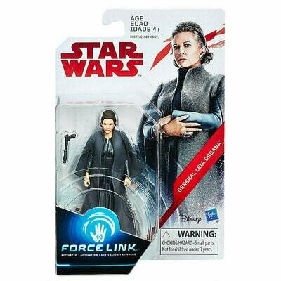 Star Wars - The Last Jedi 3.75 - General Leia Organa