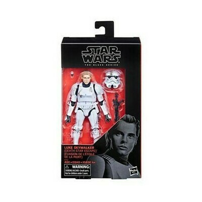 Star Wars - The Black Series 6'' #00 - Luke Skywalker (Death Star Escape) (Exclusive)
