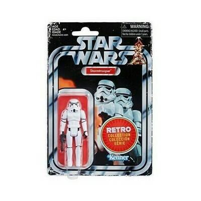 Star Wars - Retro Collection - Stormtrooper