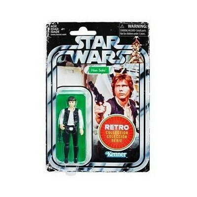 Star Wars - Retro Collection - Han Solo