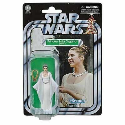 Star Wars - Vintage Collection - VC150 Princess Leia Organa (Yavin)