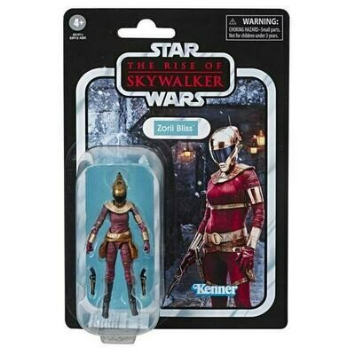 Star Wars - Vintage Collection - VC157 Zorii Bliss