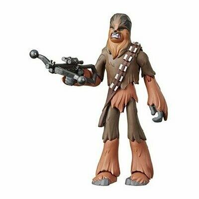 Star Wars - Galaxy Of Adventures 5-Inch - Chewbacca