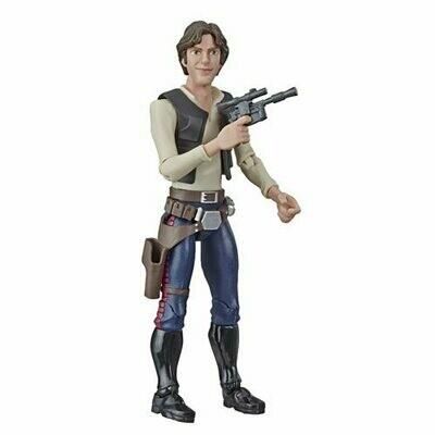 Star Wars - Galaxy Of Adventures 5-Inch - Han Solo