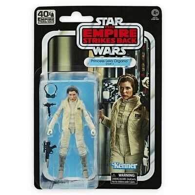 Star Wars - 40th Anniversary 6-Inch Figure - Princess Leia