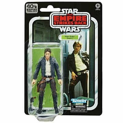 PREORDER 2020-06 Star Wars - 40th Anniversary 6-Inch Figure - Han Solo