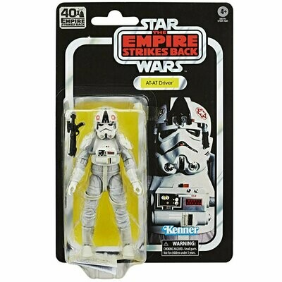 PREORDER 2020-09 Star Wars - 40th Anniversary 6-Inch Figure - At-At Driver