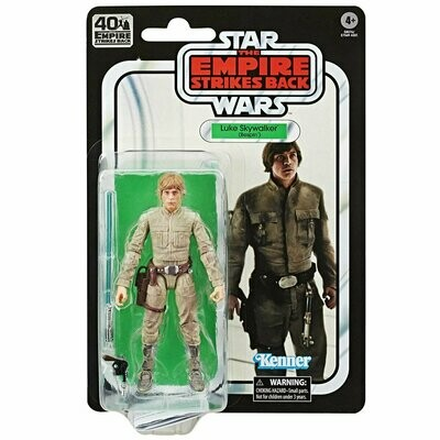 PREORDER 2020-09 Star Wars - 40th Anniversary 6-Inch Figure - Luke Skywalker Bespin