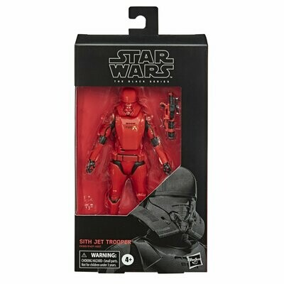 Star Wars - The Black Series 6'' #106 - Sith Jet Trooper