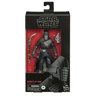 Star Wars - The Black Series 6'' #105 - Knight of Ren
