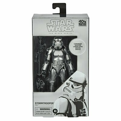 PREORDER 2020-11 Star Wars - The Black Series 6'' - Carbonized Stormtrooper