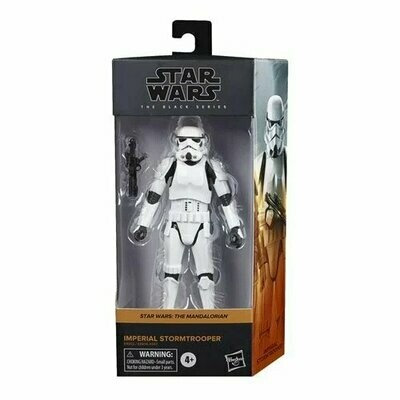 PREORDER 2020-10 Star Wars - The Black Series 6-Inch - Imperial Stormtrooper (Mandalorian)