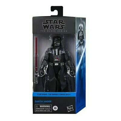PREORDER 2020-10 Star Wars - The Black Series 6-Inch - Darth Vader