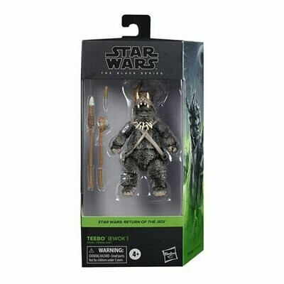 PREORDER 2020-10 Star Wars - The Black Series 6-Inch - Teebo