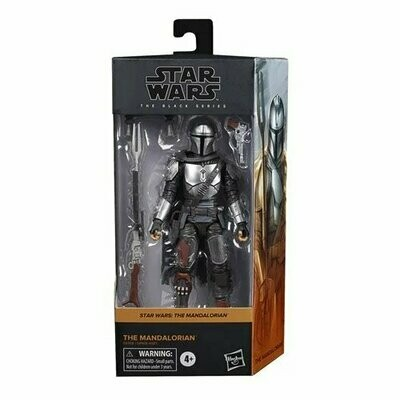 PREORDER 2020-10 Star Wars - The Black Series 6-Inch - The Mandalorian (Beskar)