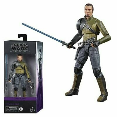PREORDER 2020-09 Star Wars - The Black Series 6-Inch - Kanan Jarrus