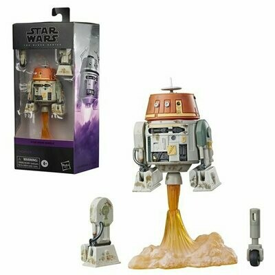PREORDER 2020-09 Star Wars - The Black Series 6-Inch - C1-10P Chopper