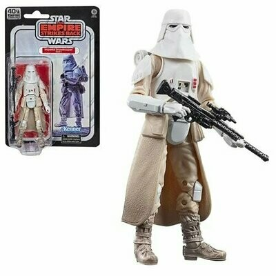 PREORDER 2020-10 Star Wars - 40th Anniversary 6-Inch Figure - Snowtrooper