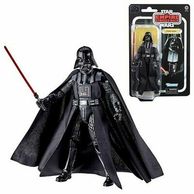 PREORDER 2020-10 Star Wars - 40th Anniversary 6-Inch Figure - Darth Vader