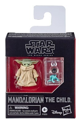 PREORDER 2020-10 Star Wars - The Black Series 6'' - The Mandalorian The Child
