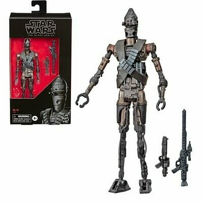PREORDER 2020-11 Star Wars - The Black Series 6'' - IG-11 Exclusive