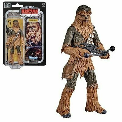 PREORDER 2020-10 Star Wars - 40th Anniversary 6-Inch Figure - Chewbacca