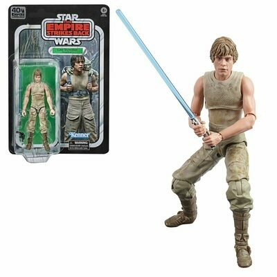 PREORDER 2020-10 Star Wars - 40th Anniversary 6-Inch Figure - Luke Skywalker (Dagobah)