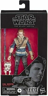 PREORDER 2020-10 Star Wars - The Black Series 6'' - Cal Festis