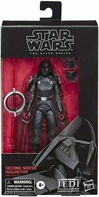 PREORDER 2020-10 Star Wars - The Black Series 6'' - Second Sister Inquisitor