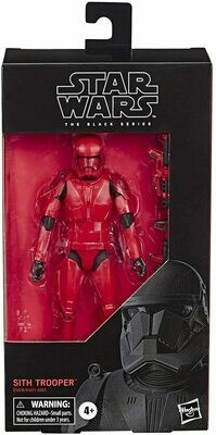 PREORDER 2020-10 Star Wars - The Black Series 6'' - Sith Trooper