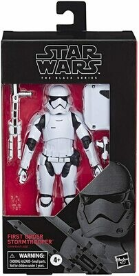 PREORDER 2020-10 Star Wars - The Black Series 6'' - First Order Stormtrooper