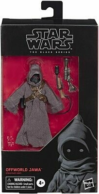 PREORDER 2020-10 Star Wars - The Black Series 6'' - Offworld Jawa