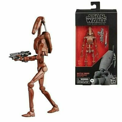 PREORDER 2020-10 Star Wars - The Black Series 6'' - Geonosis Battle Droid