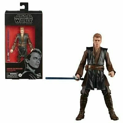 PREORDER 2020-10 Star Wars - The Black Series 6'' Anakin Skywalker (Padawan)
