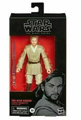 Star Wars - The Black Series 6'' Obi-Wan Kenobi (Jedi Knight)