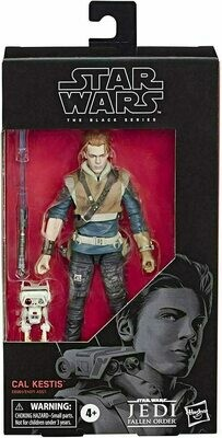 Star Wars - The Black Series 6'' - Cal Festis