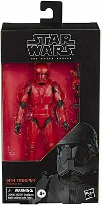 Star Wars - The Black Series 6'' - Sith Trooper