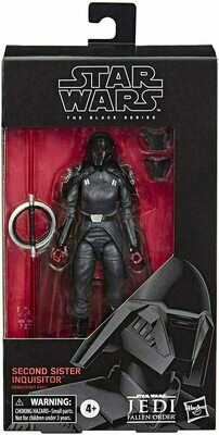 Star Wars - The Black Series 6'' - Second Sister Inquisitor
