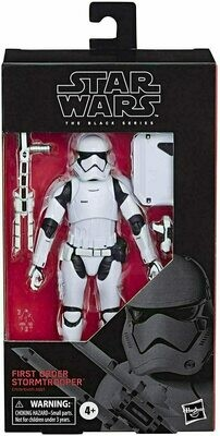 Star Wars - The Black Series 6'' - First Order Stormtrooper