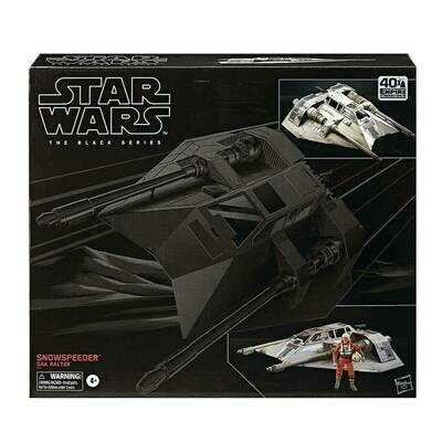 Star Wars - Vintage Collection - 40th Anniversary 6-Inch Scale Snowspeeder Deluxe Vehicle
